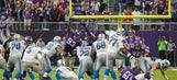58-yard boot no problem for Lions' Matt Prater