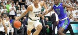 Officiating error acknowledged at end of Michigan State game