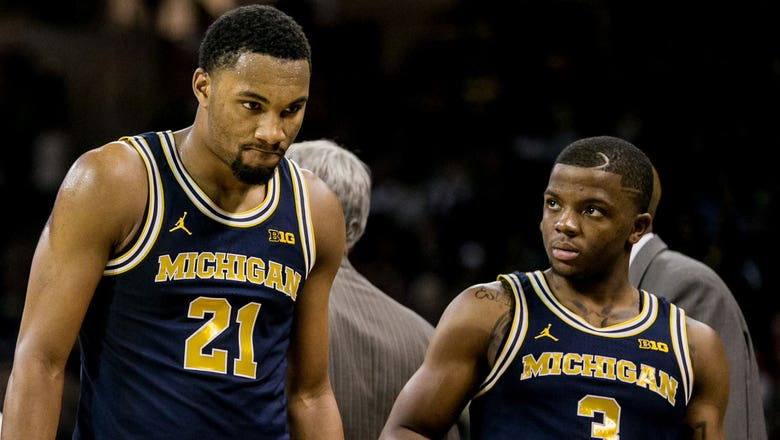 Cold-shooting Michigan routed by South Carolina