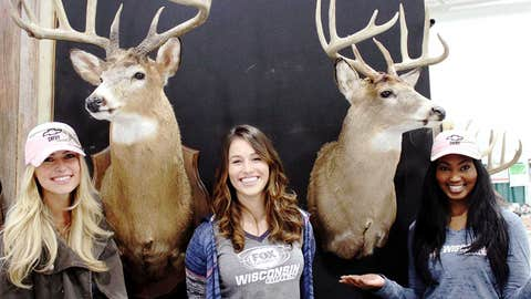 These aren't the Bucks Bishara, Chyna & Sage are used to seeing in Milwaukee…