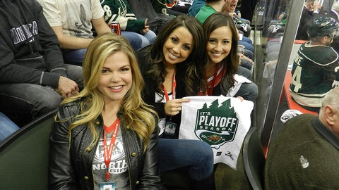 It's playoff season! Show your support for the Wild on social media using #ItsPlayoffSeason.