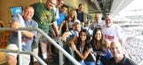FOX Sports North Girls Twins Suite Night