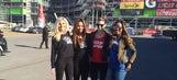 The FOX Sports Girls go to the DAYTONA 500- Day 1