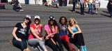 The FOX Sports Girls go to the DAYTONA 500- Race Day!