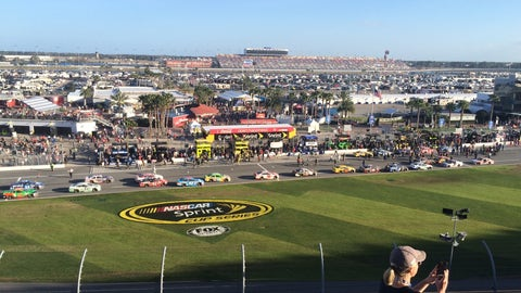 DAYTONA 500- Race Day
