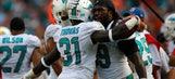 Despite scandal, Dolphins on verge of playoffs