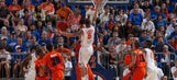 Pat Young reaches 1,000 points in career, Florida routs Savannah St.