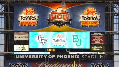 Fiesta Bowl: UCF vs. Baylor