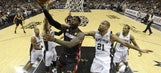 With one eye on past and other on future, Heat-Spurs face off