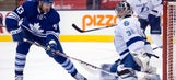 Lightning done in late on the road against the Maple Leafs