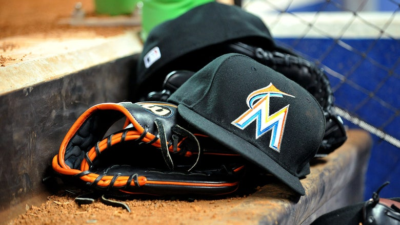 MLB commissioner Rob Manfred says no bid to purchase Marlins has been accepted yet