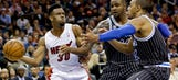 Heat Check: Rashard Lewis steps up to help Miami to victory