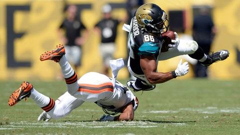 Jaguars vs. Browns
