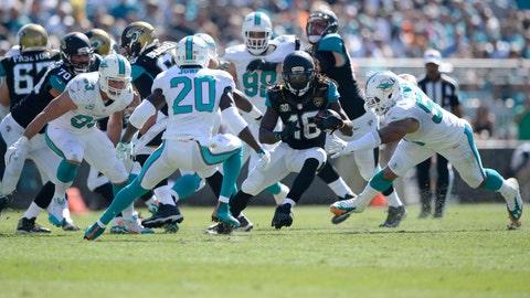 Jaguars vs. Dolphins