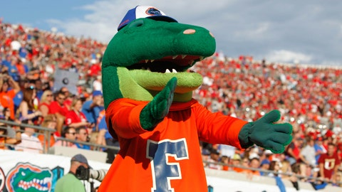 Florida's largest margin of victory