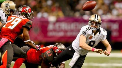 New Orleans Saints at Detroit Lions