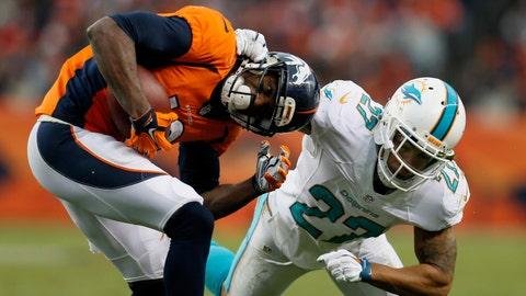Dolphins vs. Broncos