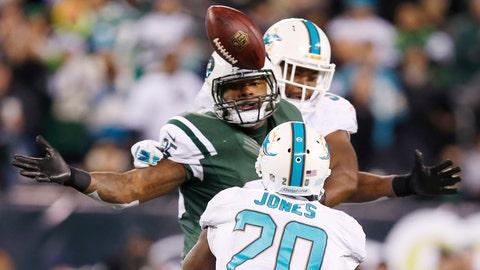 Dolphins vs. Jets