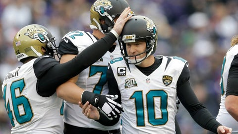 Jaguars vs. Ravens