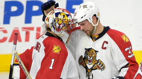 Willie Mitchell — Florida Panthers