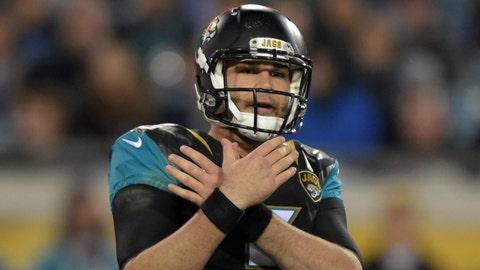 31. Jacksonville Jaguars