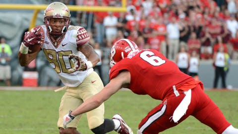 20. Florida State 56, NC State 41 -- Sept. 27, 2014