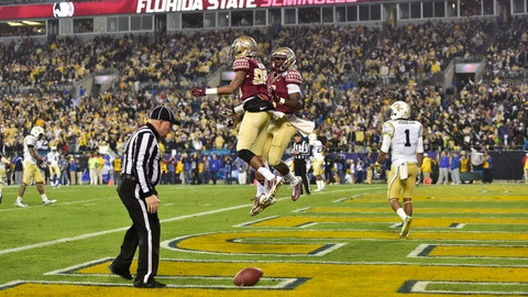 Florida State vs. Georgia Tech