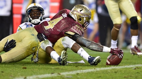 Florida State Seminoles: 11.5 wins (2014 record: 13-1)