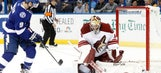 Ondrej Palat scores twice, but Lightning outdone in shootout by Coyotes