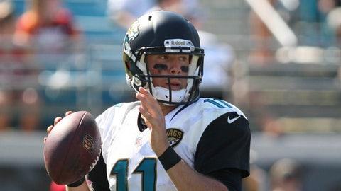 Blaine Gabbert (10th pick, 2011, Jacksonville Jaguars)