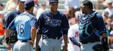 Chris Archer strikes out 6 in longest spring outing, Rays fall to Braves