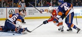 Matthias, Upshall spark Panthers to comeback victory over Islanders
