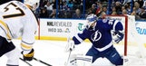 Return of Steven Stamkos spoiled by Sabres as Lightning fall at home
