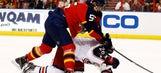Panthers Ed Jovanovski fined $5,000 for hit
