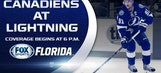 Canadiens at Lightning Game 2 preview