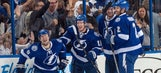 Lightning turn doubters into believers with playoff berth