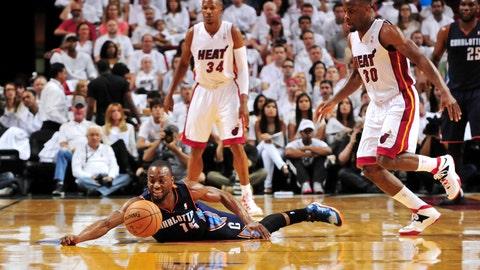 Heat vs. Bobcats Game 1