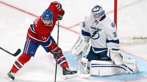 Lightning vs. Canadiens Game 4
