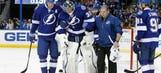 Lightning's Ben Bishop reflects on his injury-shortened season