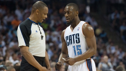 Heat vs. Bobcats Game 4