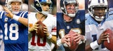 Quarterbacks drafted in the top 10 (1995-2014)