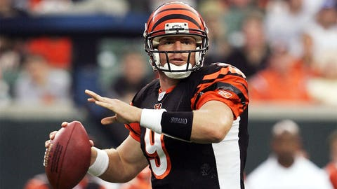 Carson Palmer (first pick, 2003, Cincinnati Bengals)