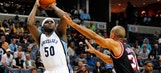 Heat lose to Grizzlies, fall behind Pacers in East