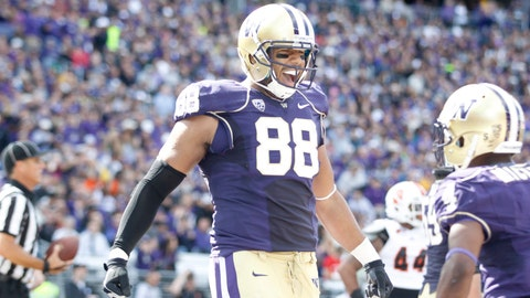Austin Seferian-Jenkins, TE, Washington, second round (No. 38 overall)
