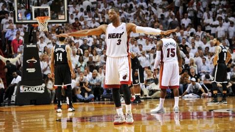 Heat vs. Nets Game 5