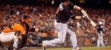 Casey McGehee singles home winning run as Marlins rally past Giants in 9th