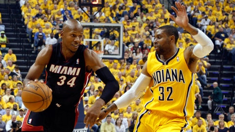 Heat vs. Pacers Game 2