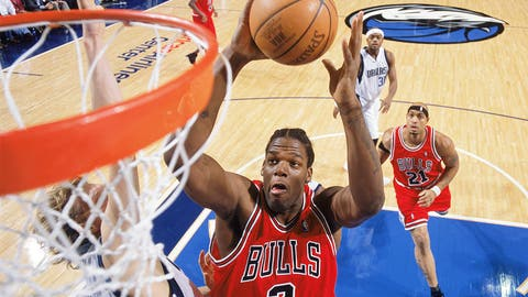 2001 No. 4 Pick: Eddy Curry (Chicago Bulls)