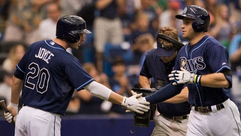 23. Tampa Bay Rays