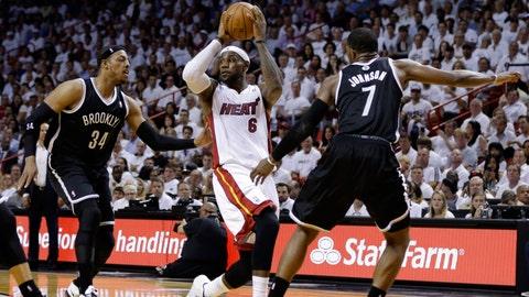 Heat-Nets Game 1